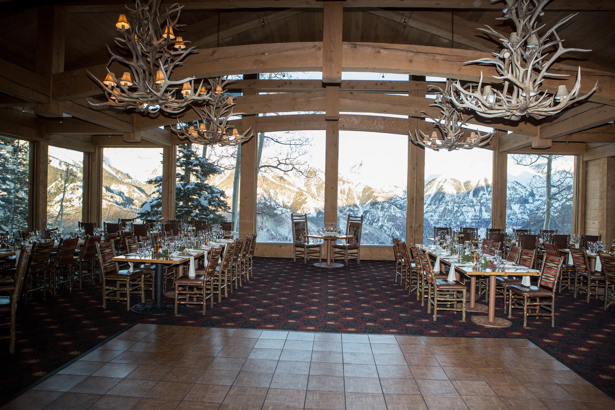 allred's restaurant Telluride