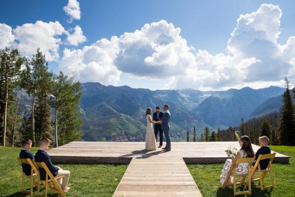 telluride elopement planner