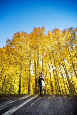fall-telluride-engagement-photo