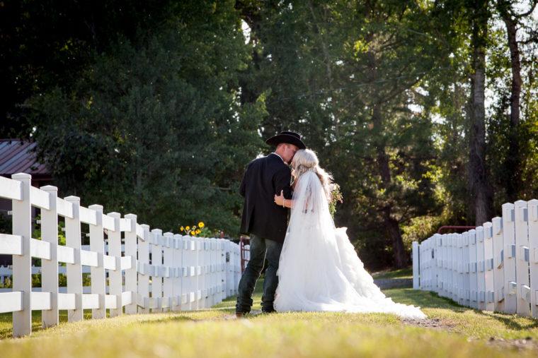Ridgway Colorado Wedding