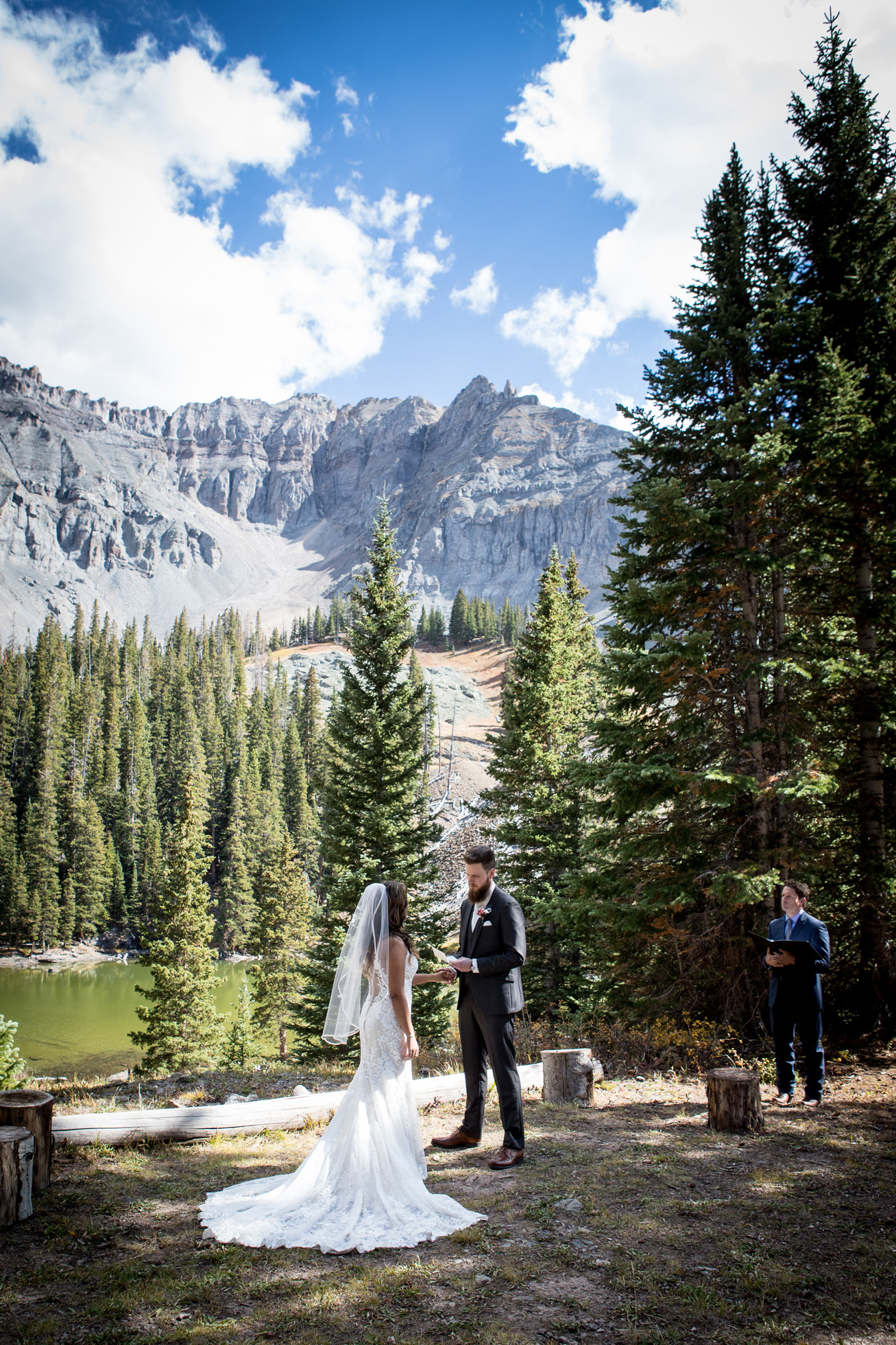 Observatory Wedding
