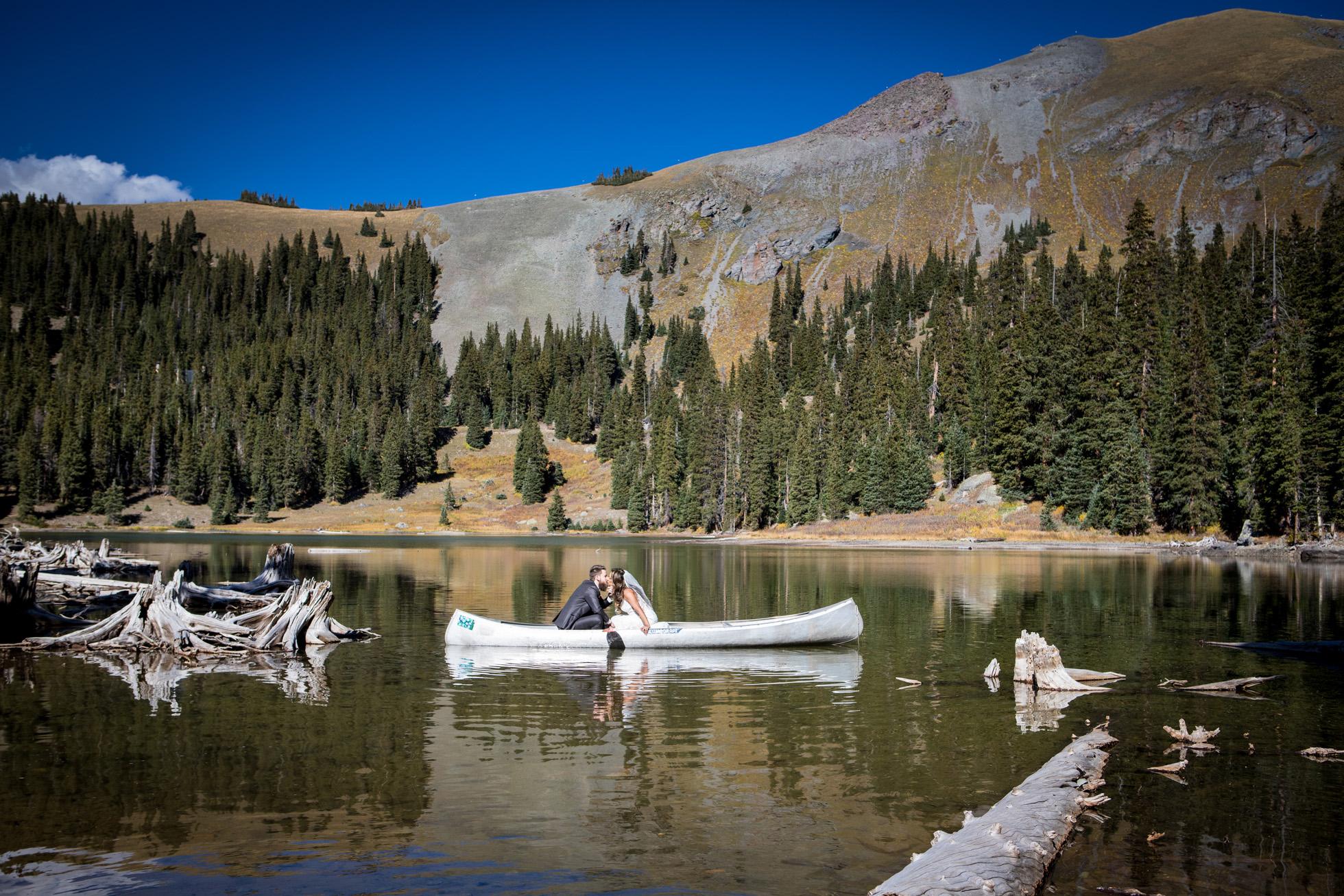 The Observatory Canoe Telluride