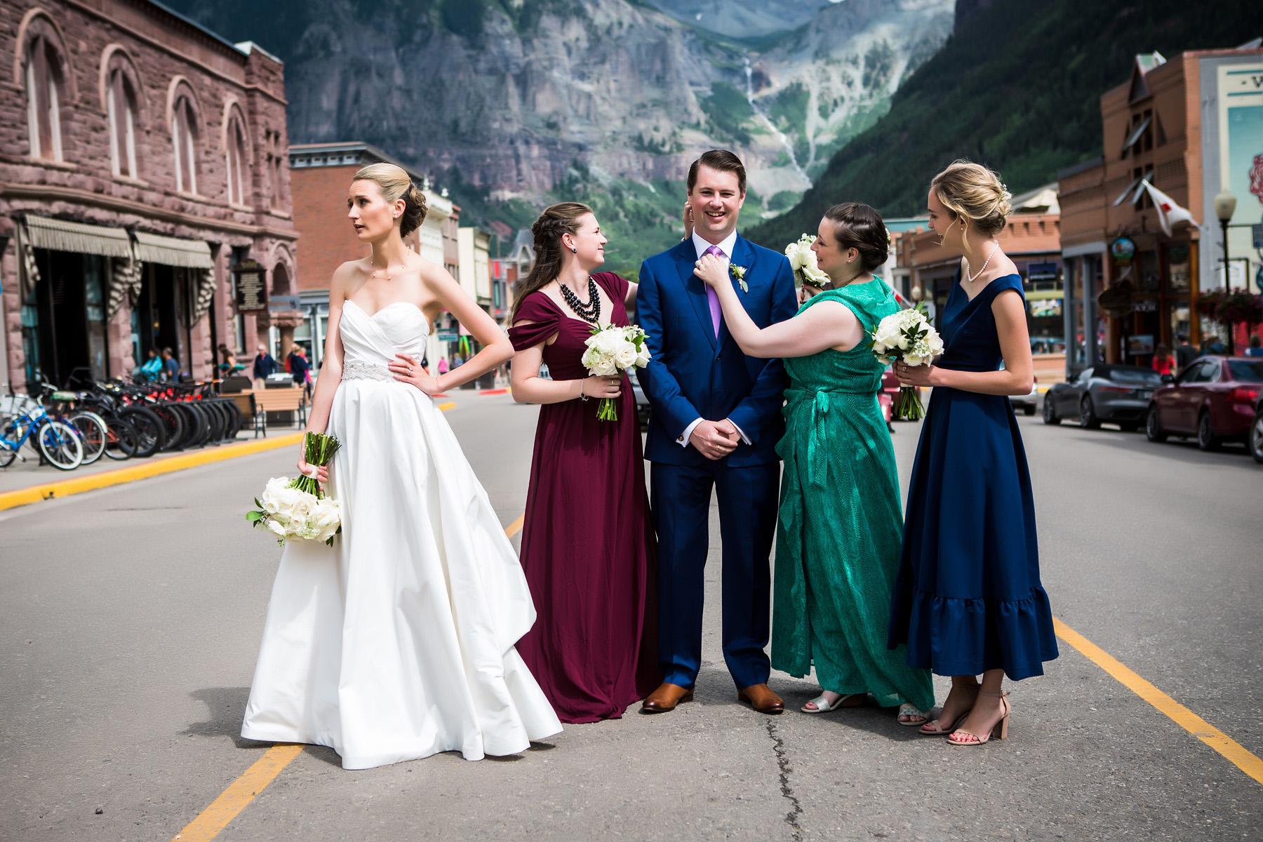Telluride Wedding Photography