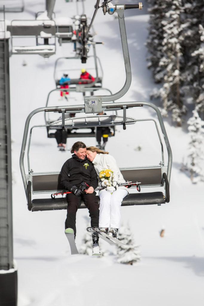 Telluride Ski Elopement