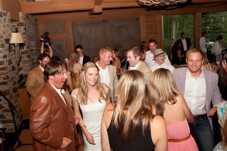 San Sophia Wedding and Allred's Reception