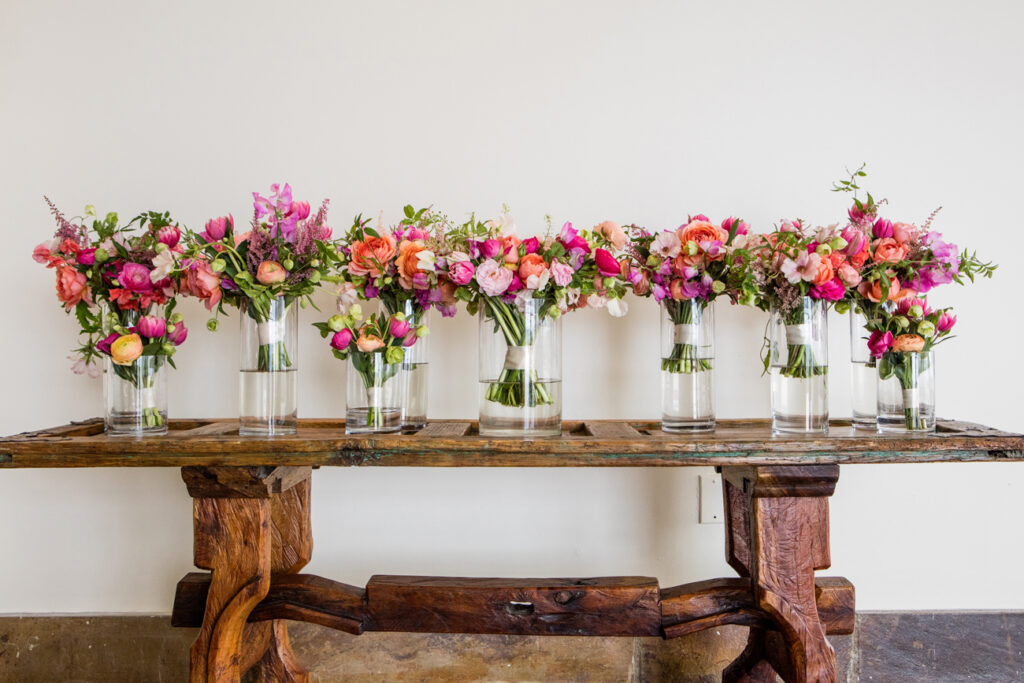 Telluride bridal bouquets